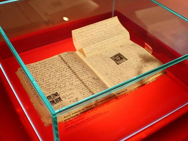 Das Tagebuch der Anne Frank\